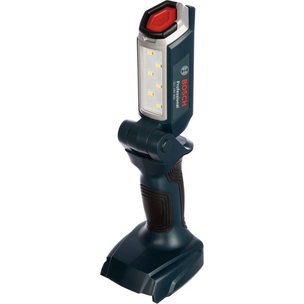 Купить Аккумуляторный фонарь 18в bosch gli 18v-300 solo 06014a1100