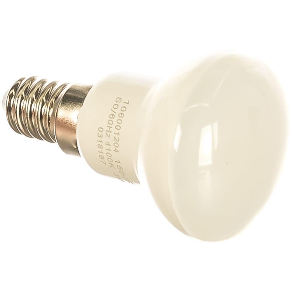 Лампа led reflector r39 e14 4w 4100k gauss 106001204  - купить со скидкой