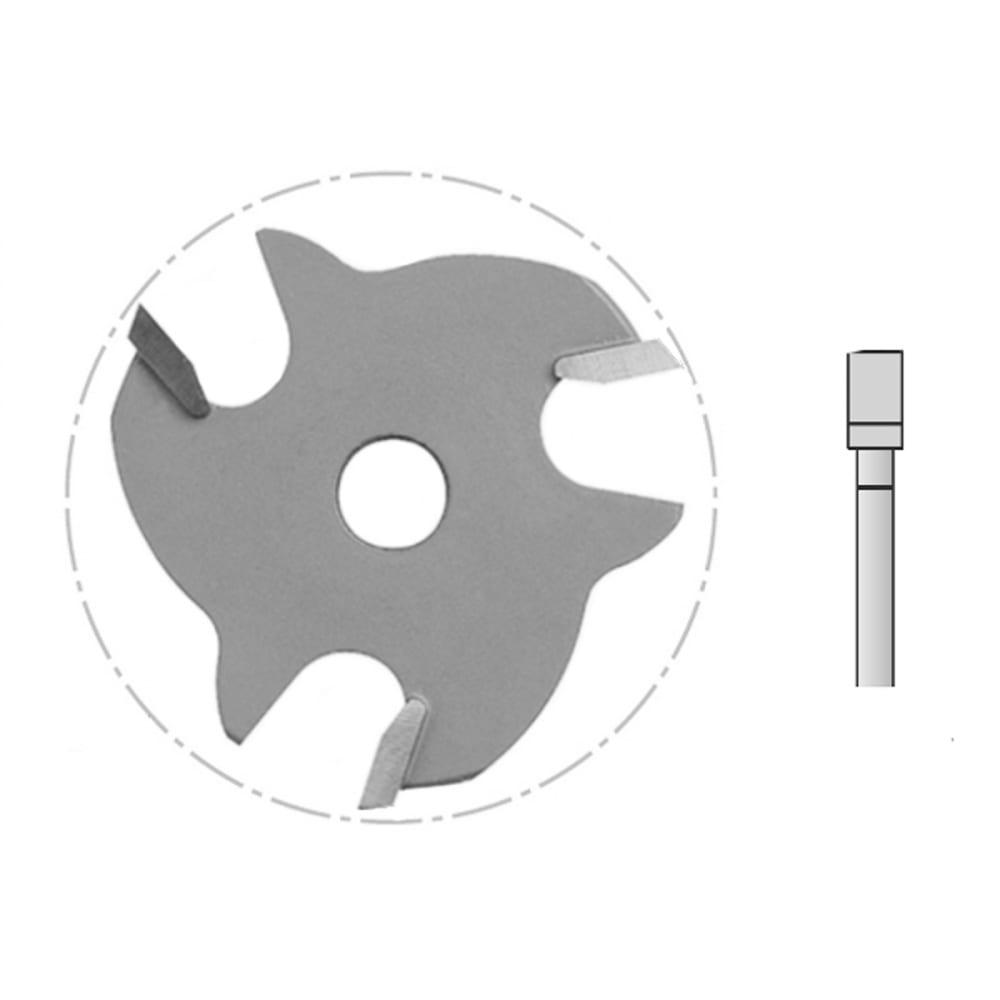 Фреза cmt pro пазовая дисковая (47.6x3.2