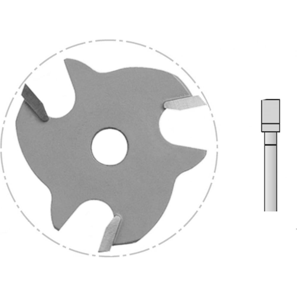 Фреза cmt pro пазовая дисковая (47.6x6