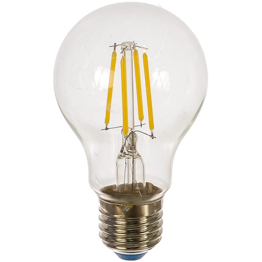 Светодиодная лампа uniel led-a60-8w/nw/e27/cl pls02wh ul-00001372