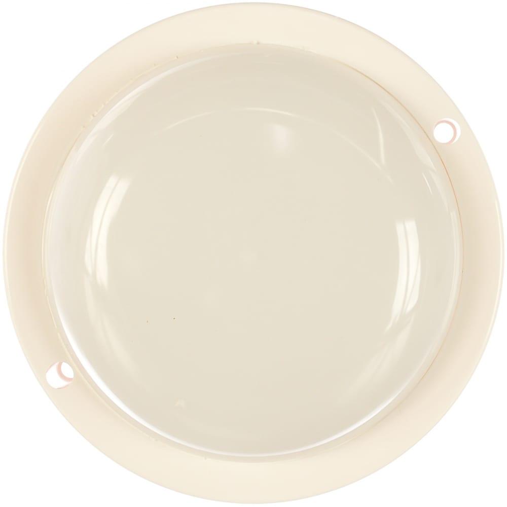 Светодиодный круглый светильник ip65 8w 6500k gauss 126411308