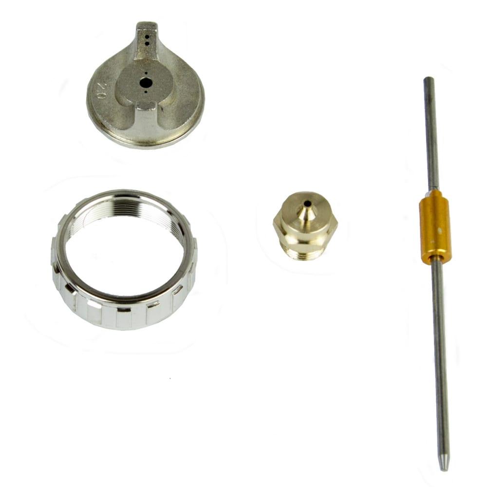 Набор запчастей для краскораспылителя (2 мм) foxweld aero 5744