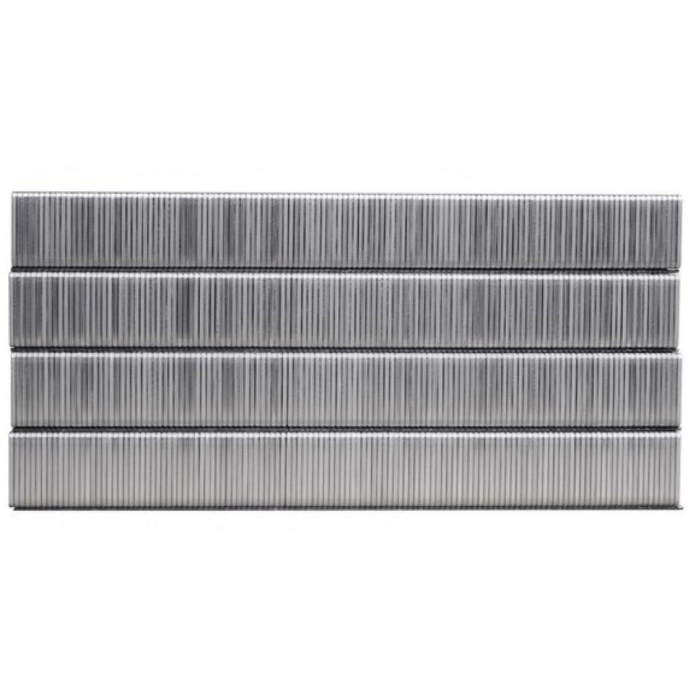 Купить Скобы для пневмостеплера (12.8х10 мм; 1000 шт.) foxweld aero 5758