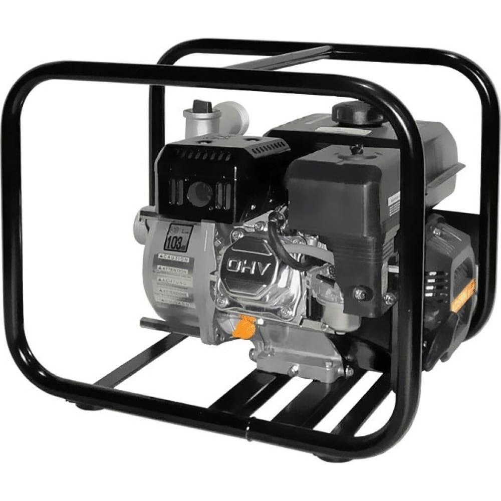 Мотопомпа для среднезагрязненной воды koshin stv-50x 100520042