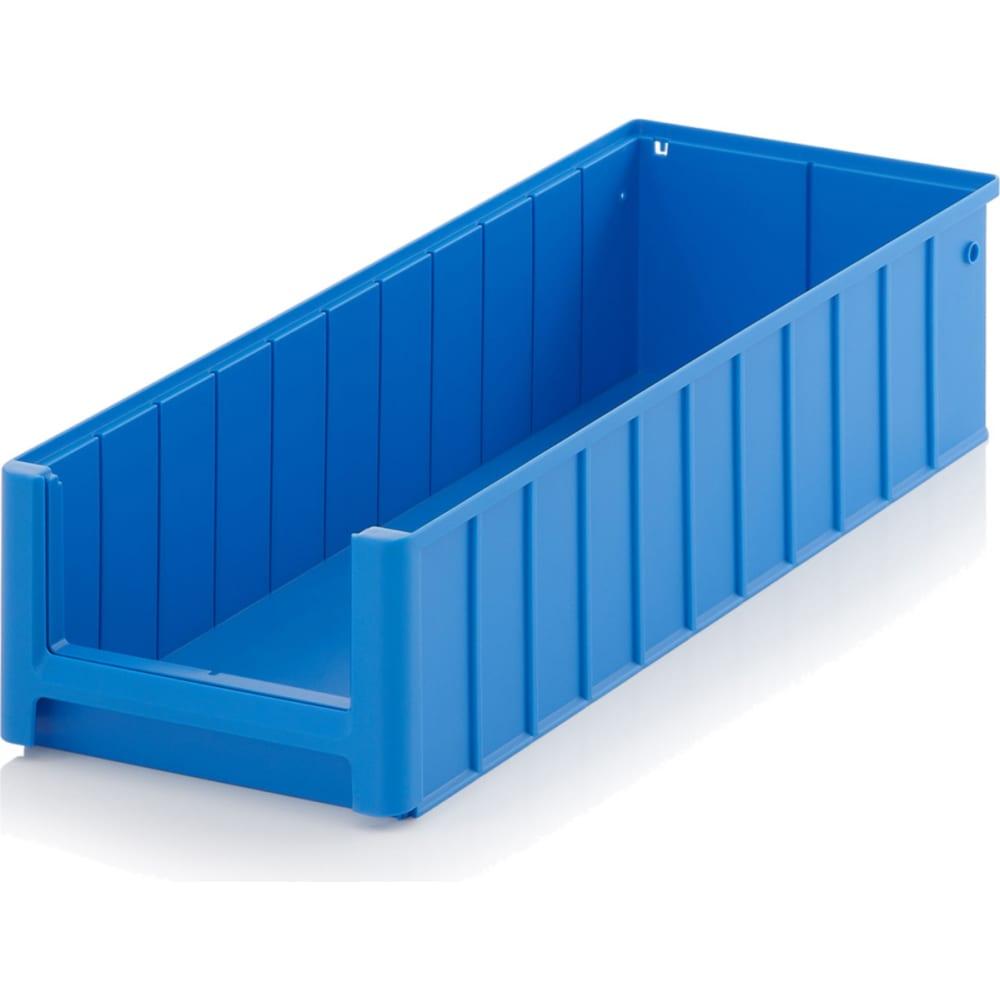 Купить Стеллажный лоток 600х234х140 мм пластик система 12.345.65