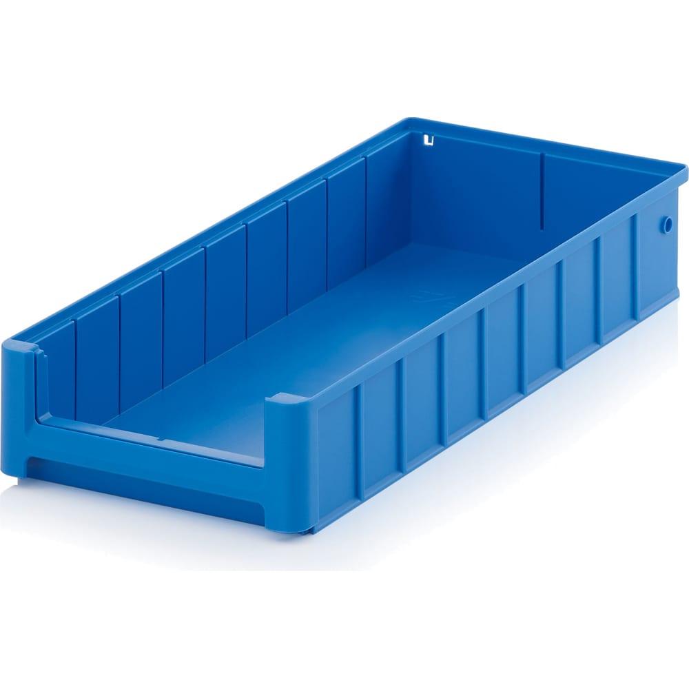 Купить Стеллажный лоток 500х234х90 мм пластик система 12.340.65