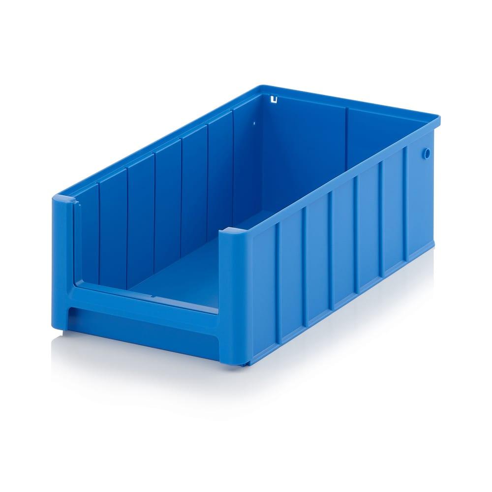 Стеллажный лоток 400х234х140 мм пластик система 12.337.65  - купить со скидкой