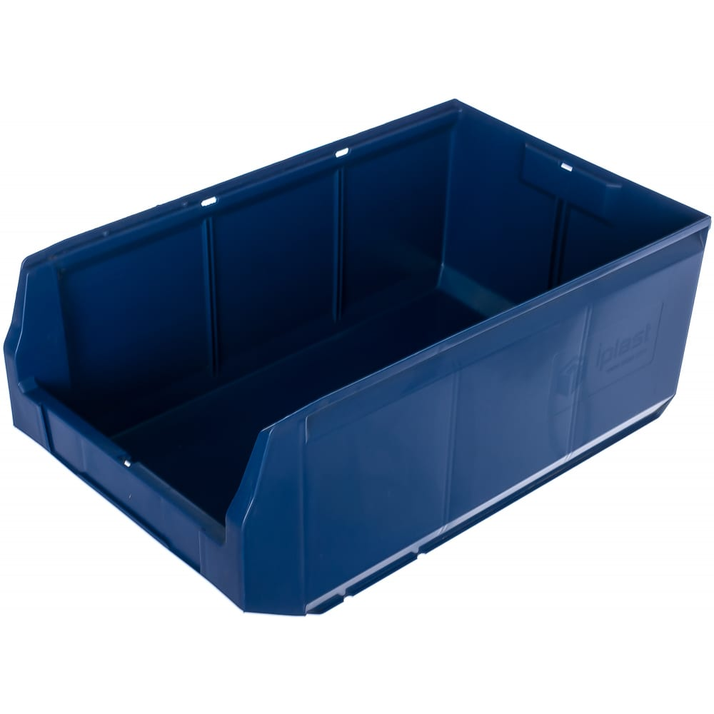 Купить Складской лоток 500х300х200 пластик система 12.406.1