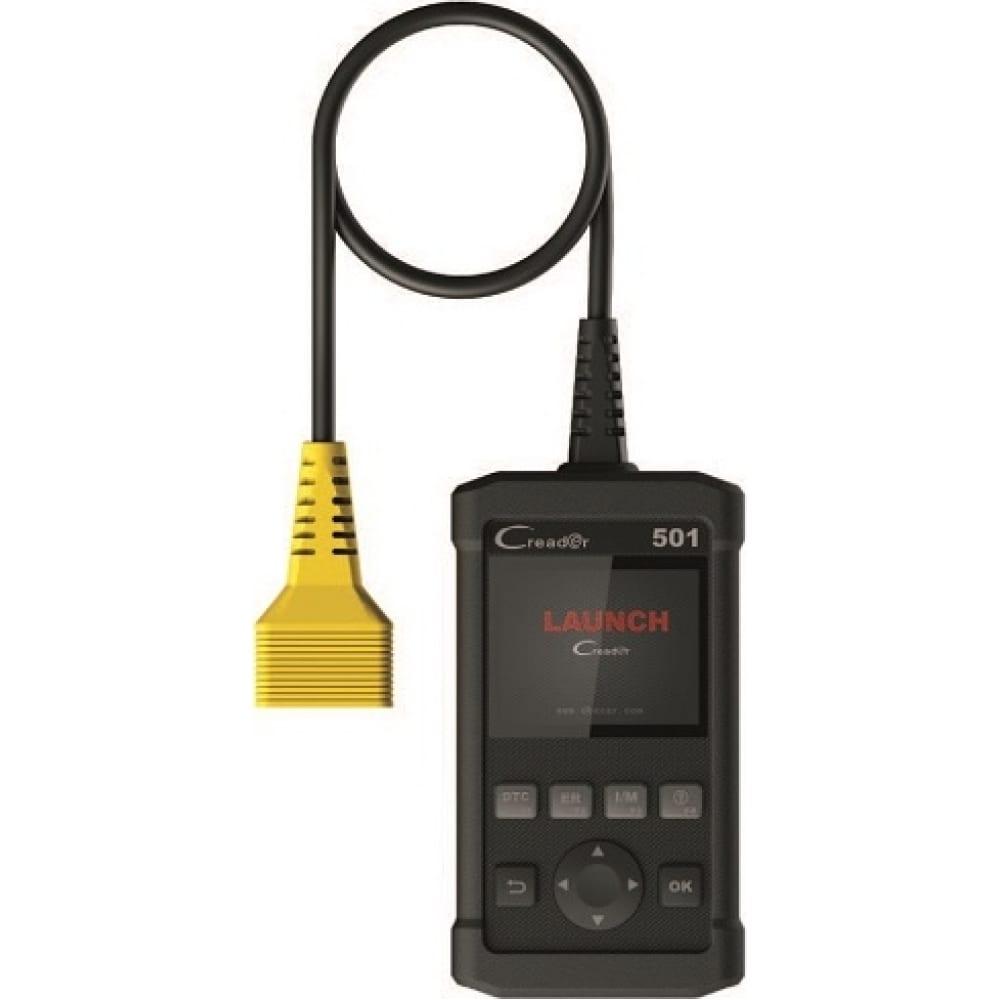 Диагностический сканер launch creader cr501 301050277  - купить со скидкой