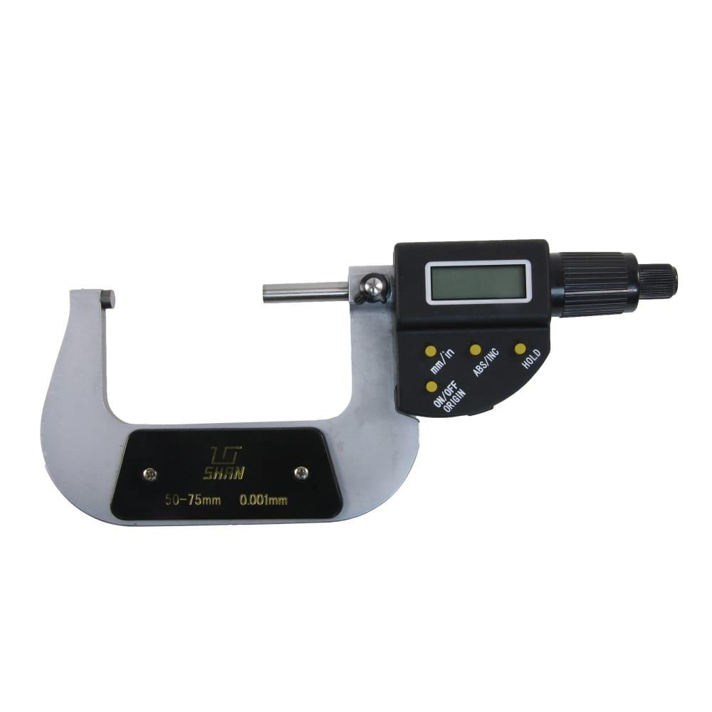 Микрометр shan мкц-75 123759