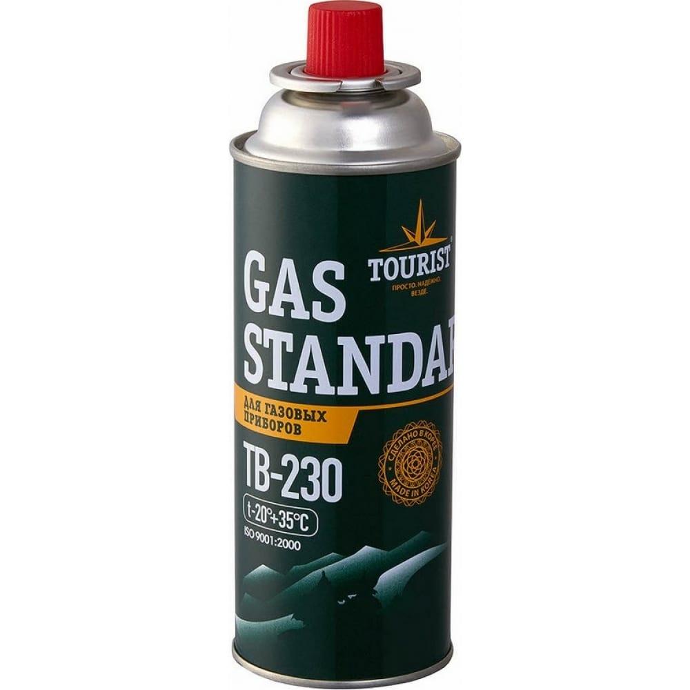 Газовый баллон tourist standard тв-230