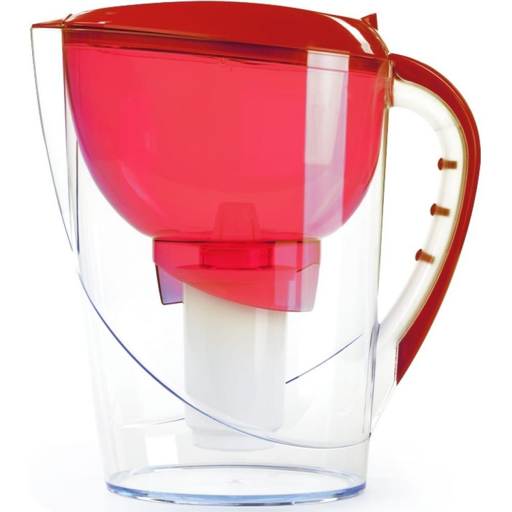 Фильтр-кувшин, красный гейзер аквариус ж 62026кра