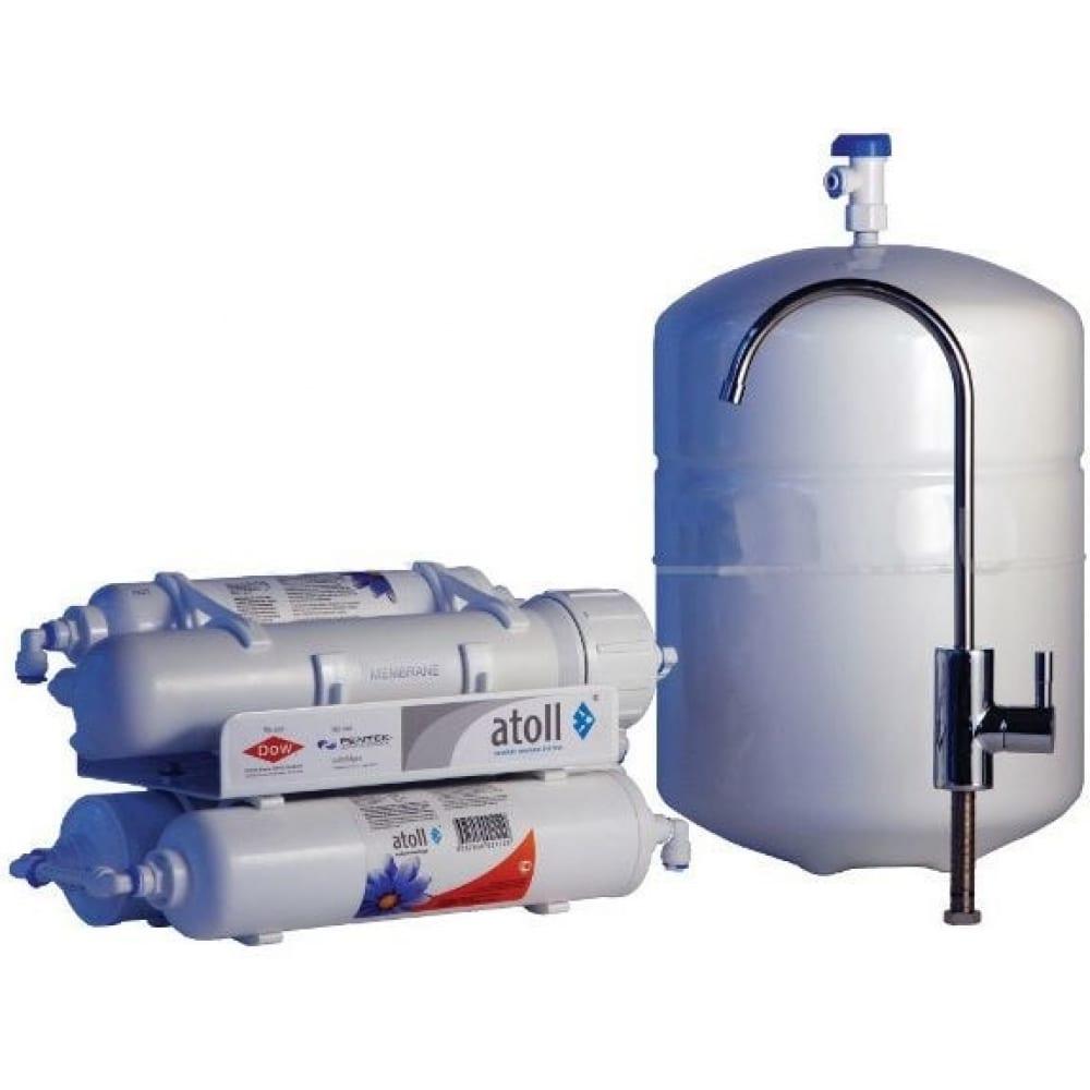 Купить Компактная система обратного осмоса atoll a-450 compact 4 ступени, 120 л/сутки
