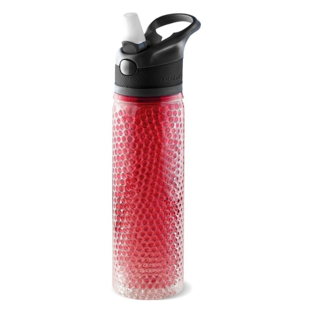 Термобутылка asobu deep freeze 0.6 л, красная