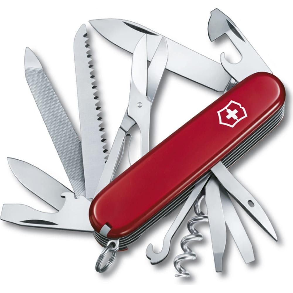 Купить Швейцарский нож красный victorinox ranger 1.3763