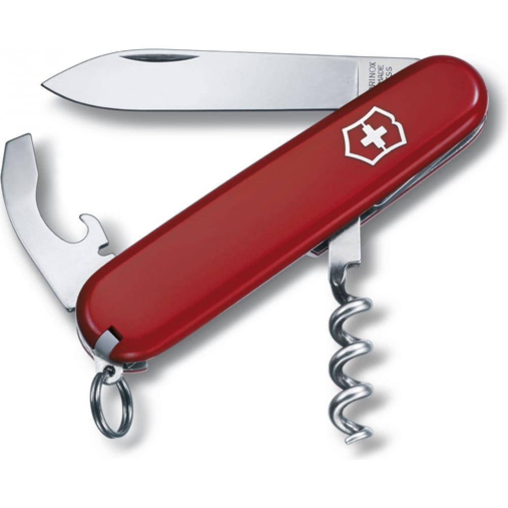 Швейцарский нож красный victorinox waiter 0.3303