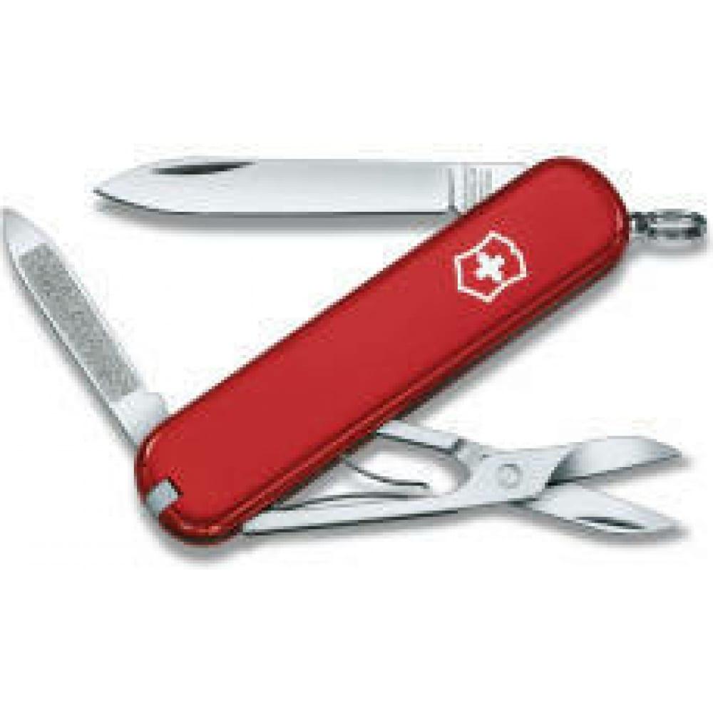 Купить Швейцарский нож victorinox ambassador 0.6503 74 мм, 7 функций, красный