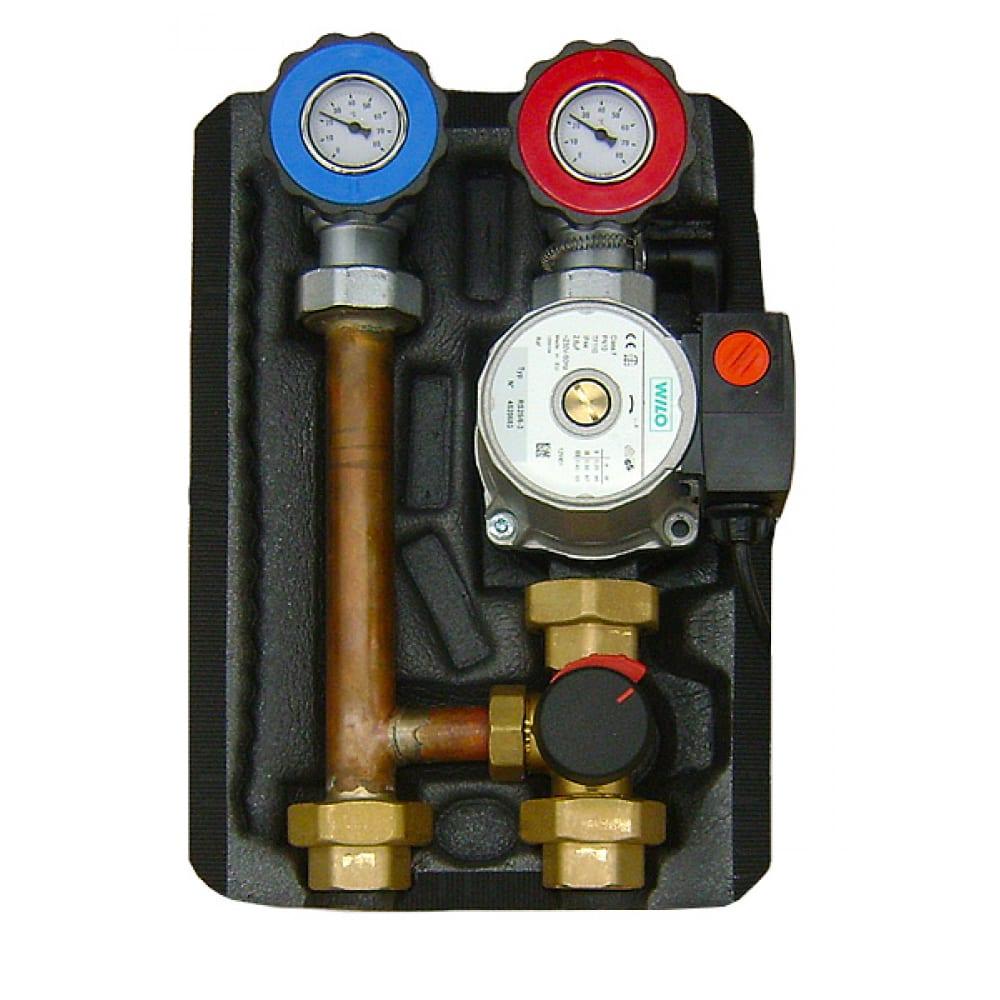 Купить Блок регулировки с клапаном (1 -25/60; исполнение правое) te-sa 730dx-066