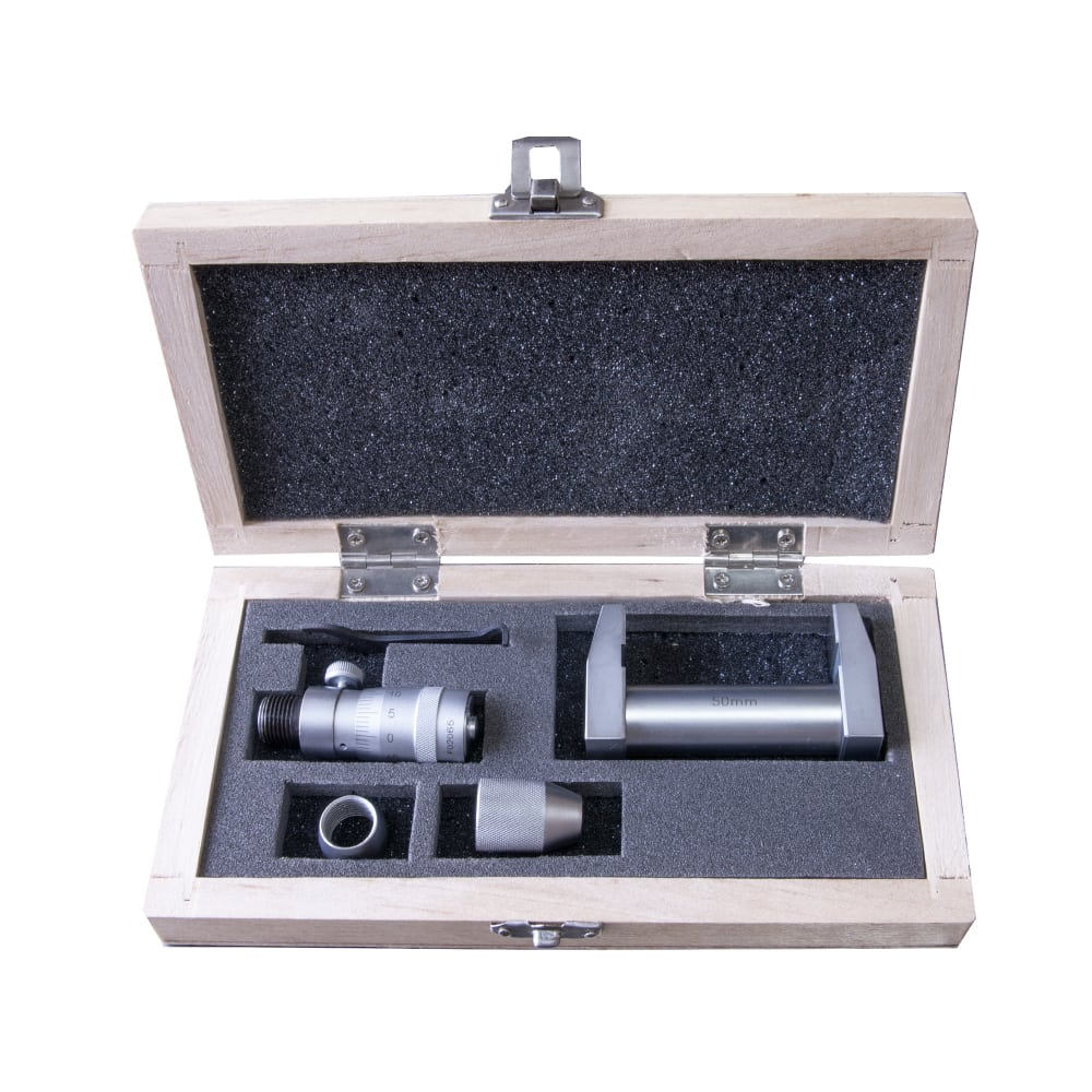 Микрометрический нутромер нм 50-75 0.01 shan 136304