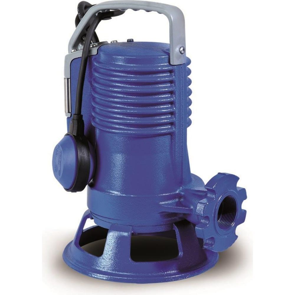 Купить Погружной фекальный насос с режущим механизмом zenit gr blue p 150/2/g40h a1cm/50 301696