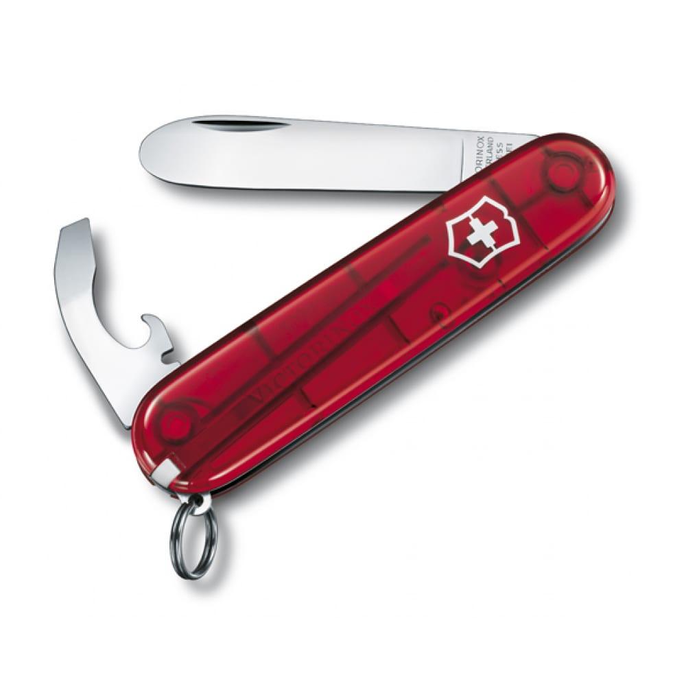 Купить Швейцарский нож victorinox my first 0.2363.t красный
