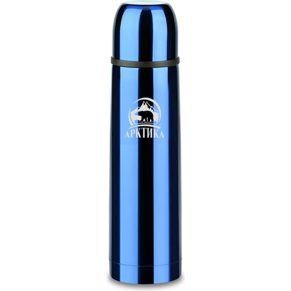 Термос арктика 0.5 л, синий 102 500