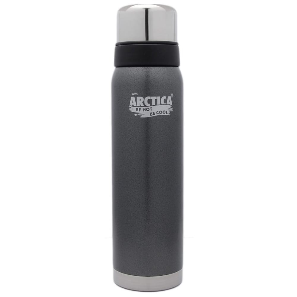 Купить Термос с узким горлом арктика 0.9 л, черный 106-900 чёрный