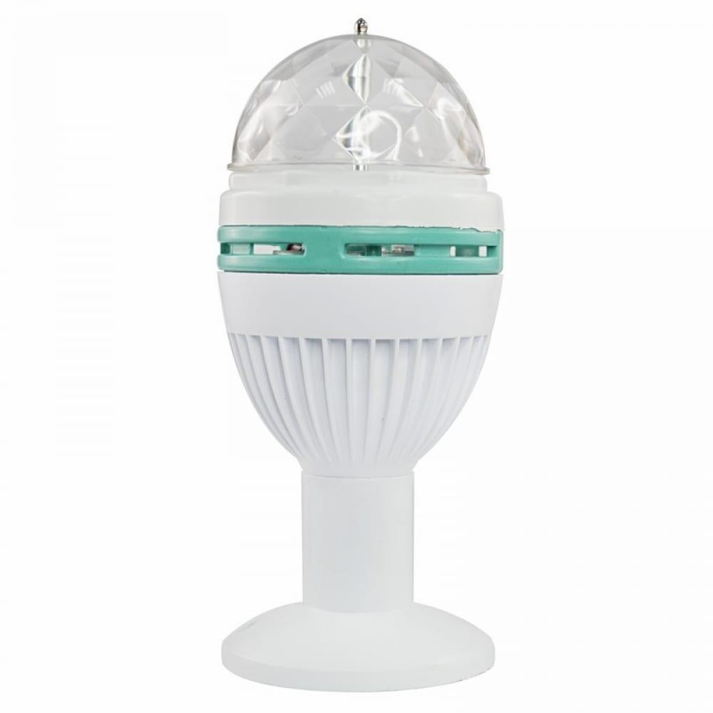 Гирлянда neon night диско лампа на подставке