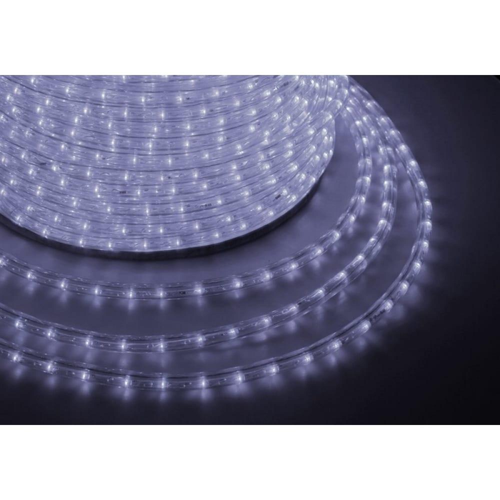 Купить Гирлянда neon-night дюралайт led фиксинг 2w - белый, модуль 2м 121-125-6
