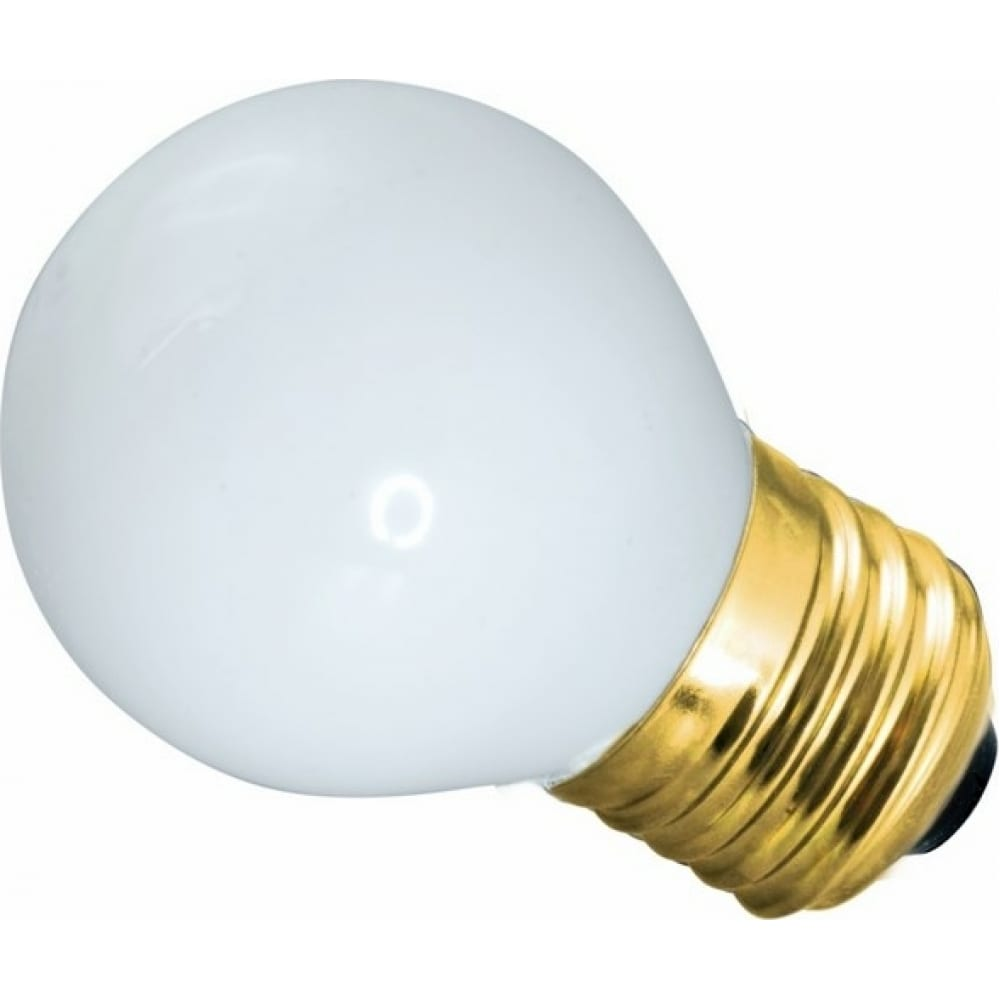 Лампа накаливания neon-night e27 10 вт белая колба для гирлянды belt-light 401-115