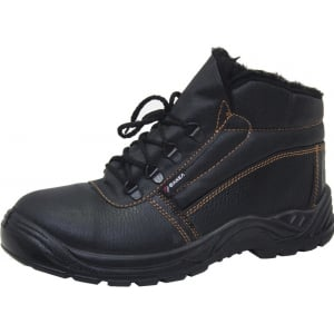 Купить Кожаные ботинки факел оникс им черные, р.42 87459325.006