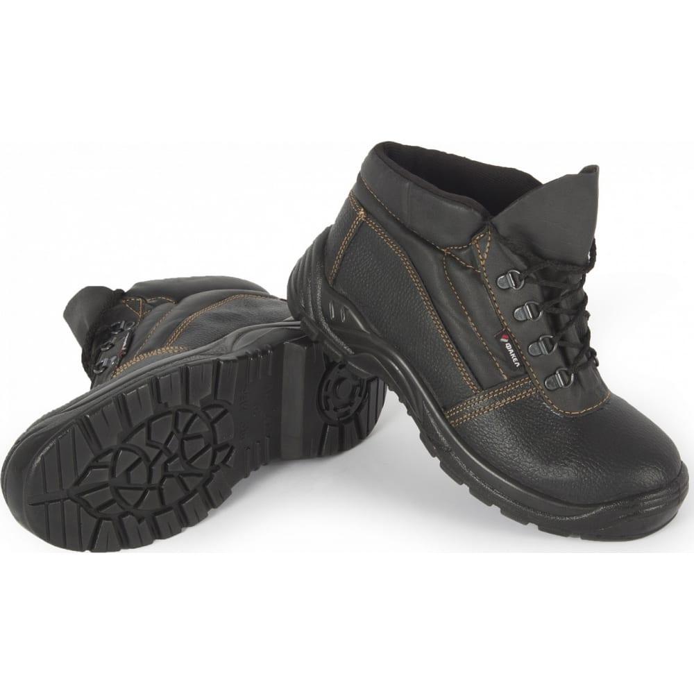 Кожаные ботинки факел оникс мн черные, р.46 87459324.008Ботинки<br>Серия: ОНИКС ;<br>ГОСТ\ТУ: ТР ТС 1-017-2011 ;<br>Метод крепления: литьевые (инжектирование) ;<br>Материал верха: комбинированный ;<br>Подкладка: текстильная ;<br>Вес модели: 0.92 кг;<br>Размеры: 46 ;<br>Защитные свойства: от ударов до 200 Дж, от нефти, нефтепродуктов, от механических воздействий, от общих производственных загрязнений ;<br>Подносок: металлический ;<br>Подошва: ПУ (полиуретан) ;<br>Стелька: стелечное нетканое полотно ;<br>Высота: ботинки (средние) ;