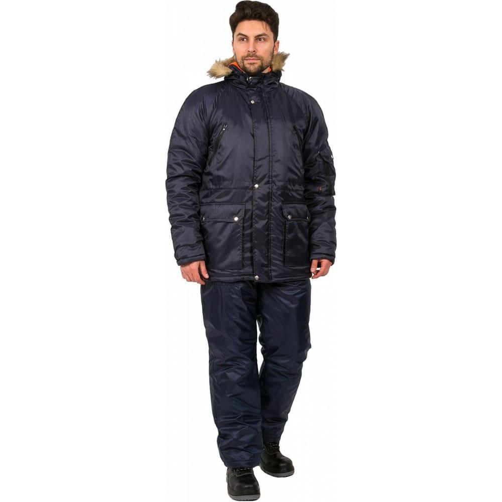 Мужская зимняя куртка факел аляска темно-синяя, р.60-62, рост 170-176 86016000.012Утепленные куртки<br>Тип: мужская ;<br>Цвет: темно-синий ;<br>Max температура: -18 °C;<br>Ткань: оксфорд ;<br>Состав ткани: полиэстр - 100% ;<br>Плотность ткани: 100 г/кв.м;<br>Размер: 60-62 ;<br>Рост: 170-176 ;<br>Пропитка: водоотталкивающая ;<br>Капюшон: есть ;<br>Тип застежки: молния ;<br>ГОСТ\ТУ: ГОСТ Р 12.4.236-2011 ;<br>Единиц в упаковке: 1 шт.;<br>Защитные свойства: от пониженных температур ;<br>Утеплитель: синтепон ;<br>Международный размер: 5XL (60-62) ;<br>Светоотражающие элементы: есть ;