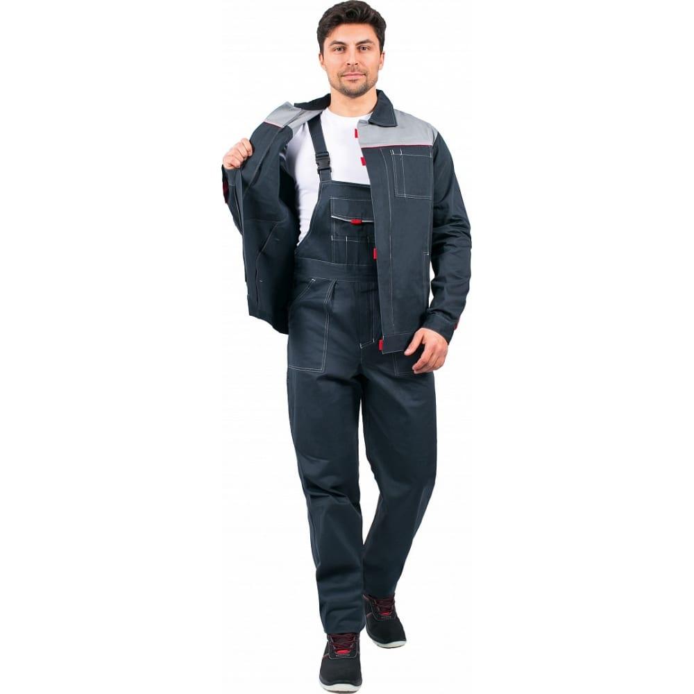 Костюм факел флагман-фаворит темно-серый/серый, р.52-54, рост 170-176 87460690.010Рабочие костюмы<br>Тип: мужской с полукомбинезоном ;<br>Цвет: темно-серый/серый ;<br>Ткань: саржа ;<br>Состав ткани: х/б - 100% ;<br>Плотность ткани: 230 г/кв.м;<br>Размер: 52-54 ;<br>Рост: 170-176 см;<br>Световозвращающая полоса: нет ;<br>Капюшон: нет ;<br>Тип застежки: молния ;<br>ГОСТ\ТУ: ТР ТС 019/2011 ;<br>Единиц в упаковке: 1 шт;<br>Защитные свойства: защита от общих производственных загрязнений,  защита от истирания ;<br>Международный размер: XL (52-54) ;<br>Сигнальный: нет ;