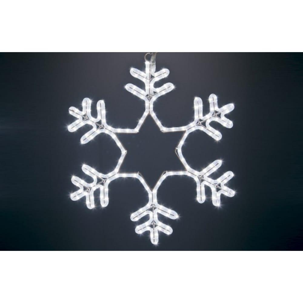 Купить Световая фигура neon-night снежинка, 55х55см 501-334