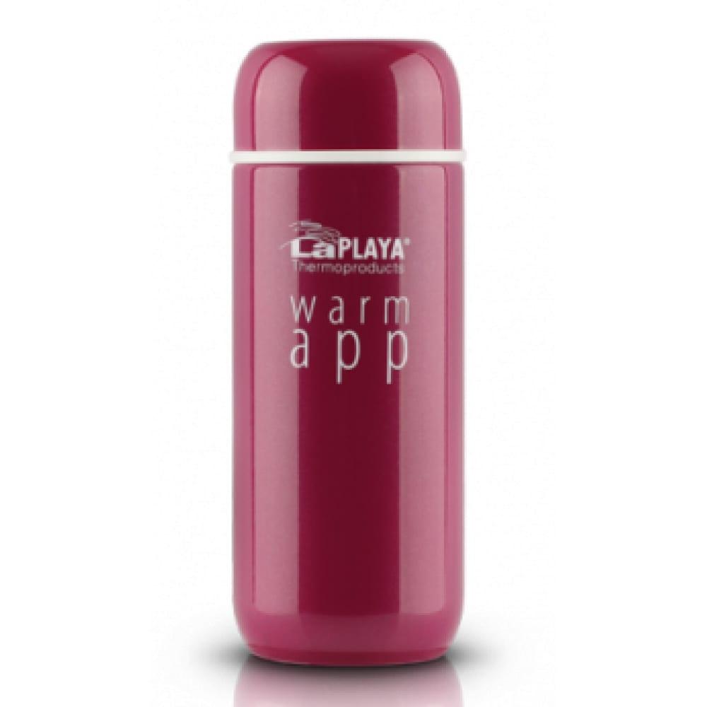 Термос laplaya warmapp 0.2л, розовый 560117