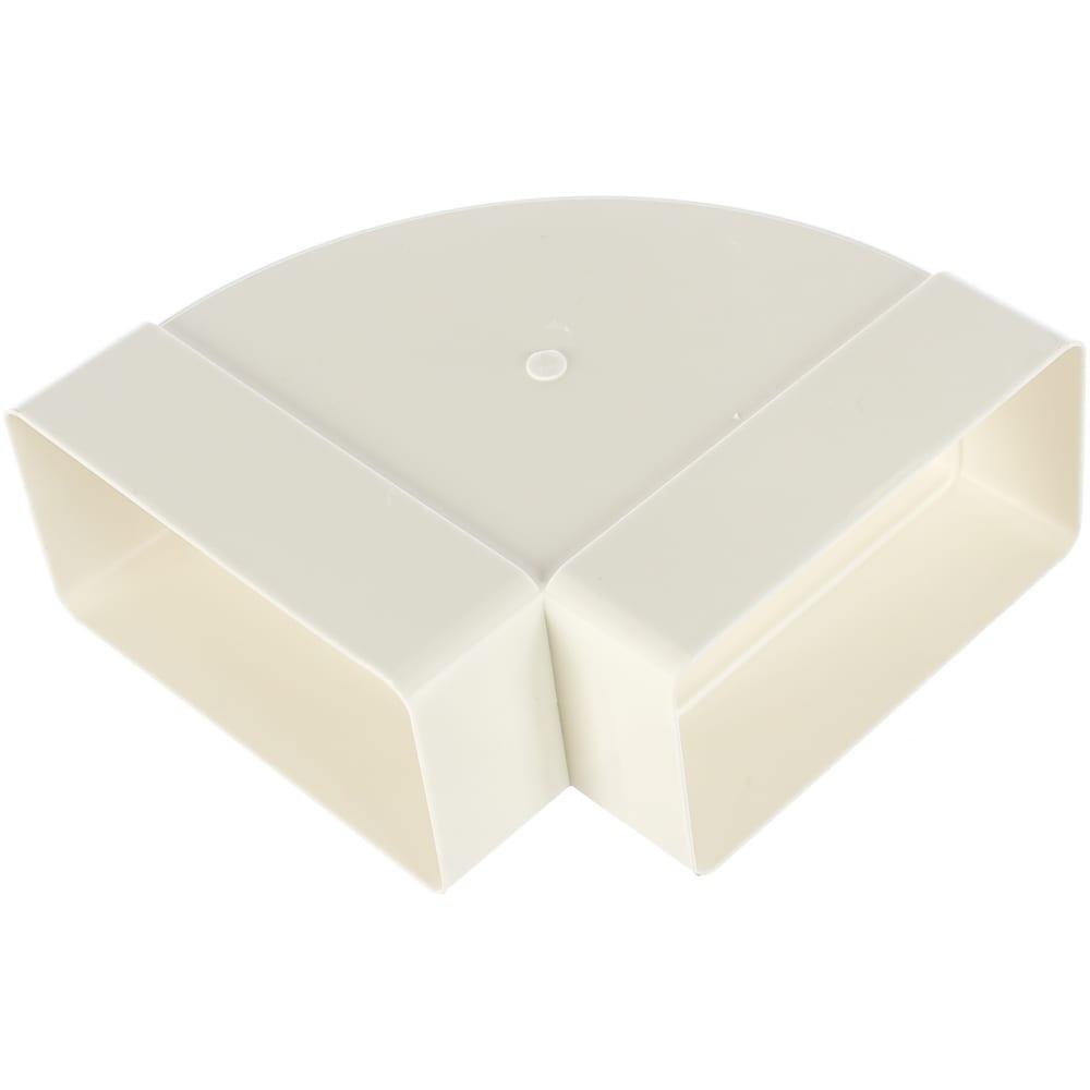 Купить Колено горизонтальное (110х55 мм) vents 10205501