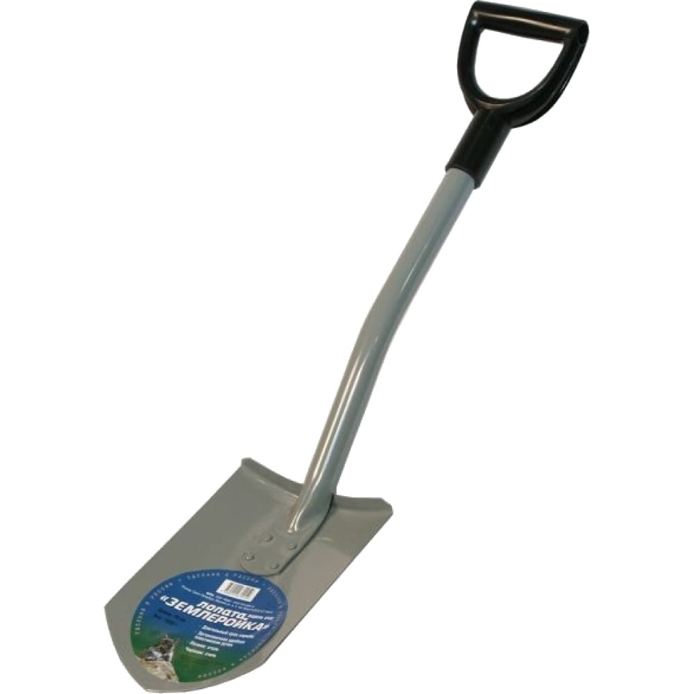 Укороченная штыковая лопата землеройка 0103