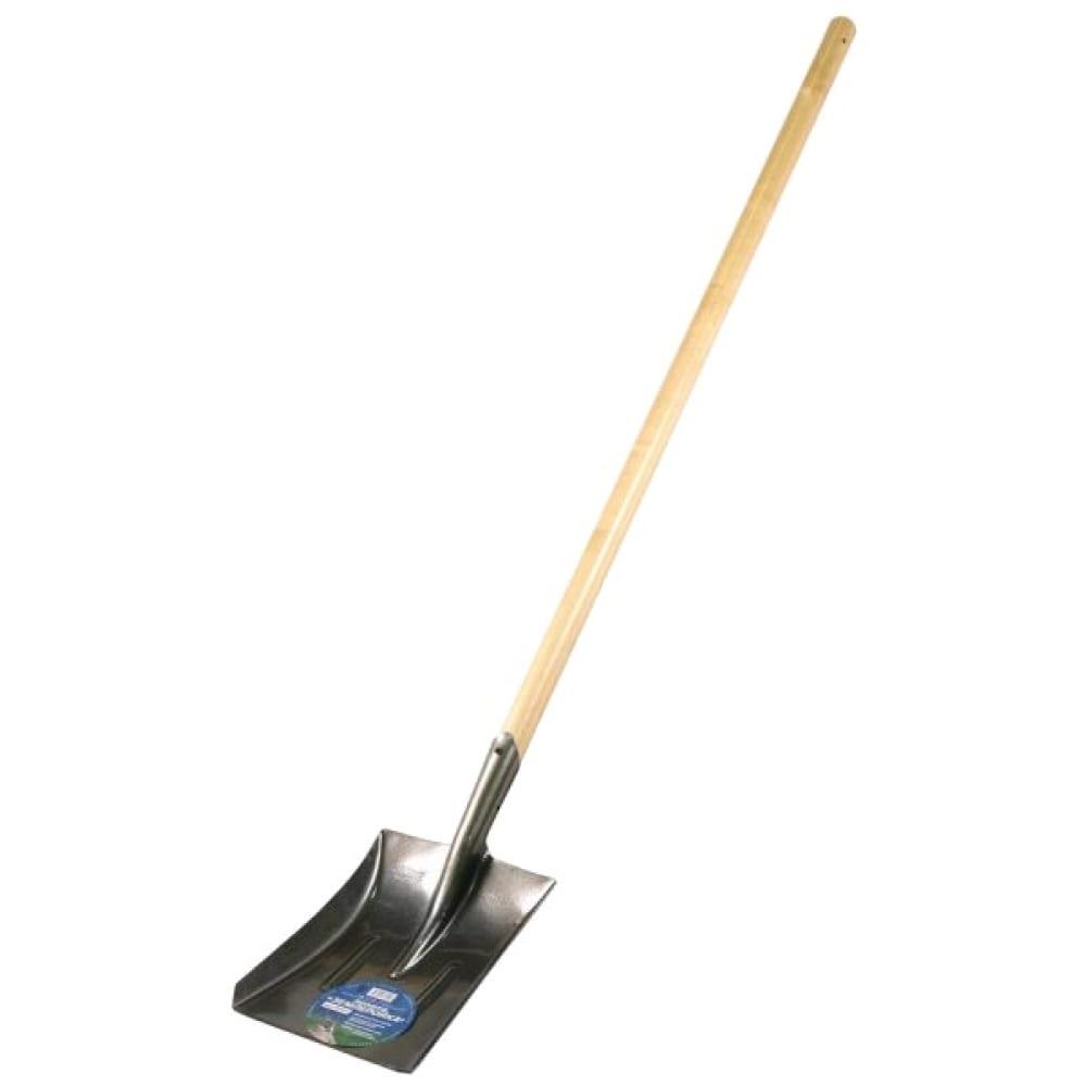 Совковая лопата землеройка 0112-ч