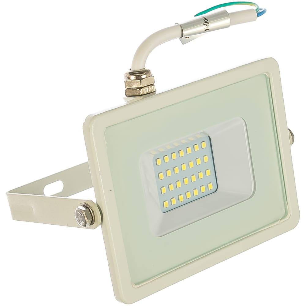 Купить Светодиодный прожектор feron ll-920 2835 smd 30w 6400k ip65 ac220v/50hz белый с матовым стеклом 29496