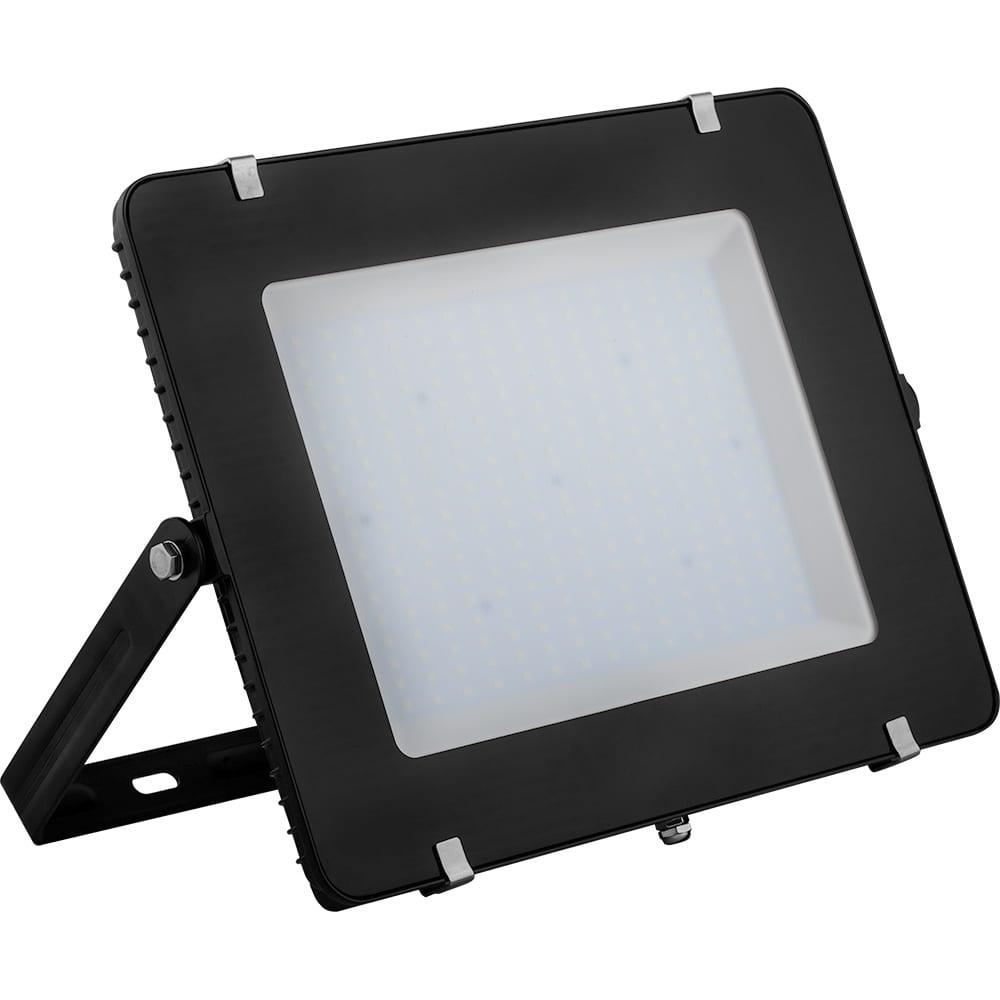 Купить Светодиодный прожектор feron ll-924 2835 smd 200w 6400k ip65 ac220v/50hz, черный с матовым стеклом 29499