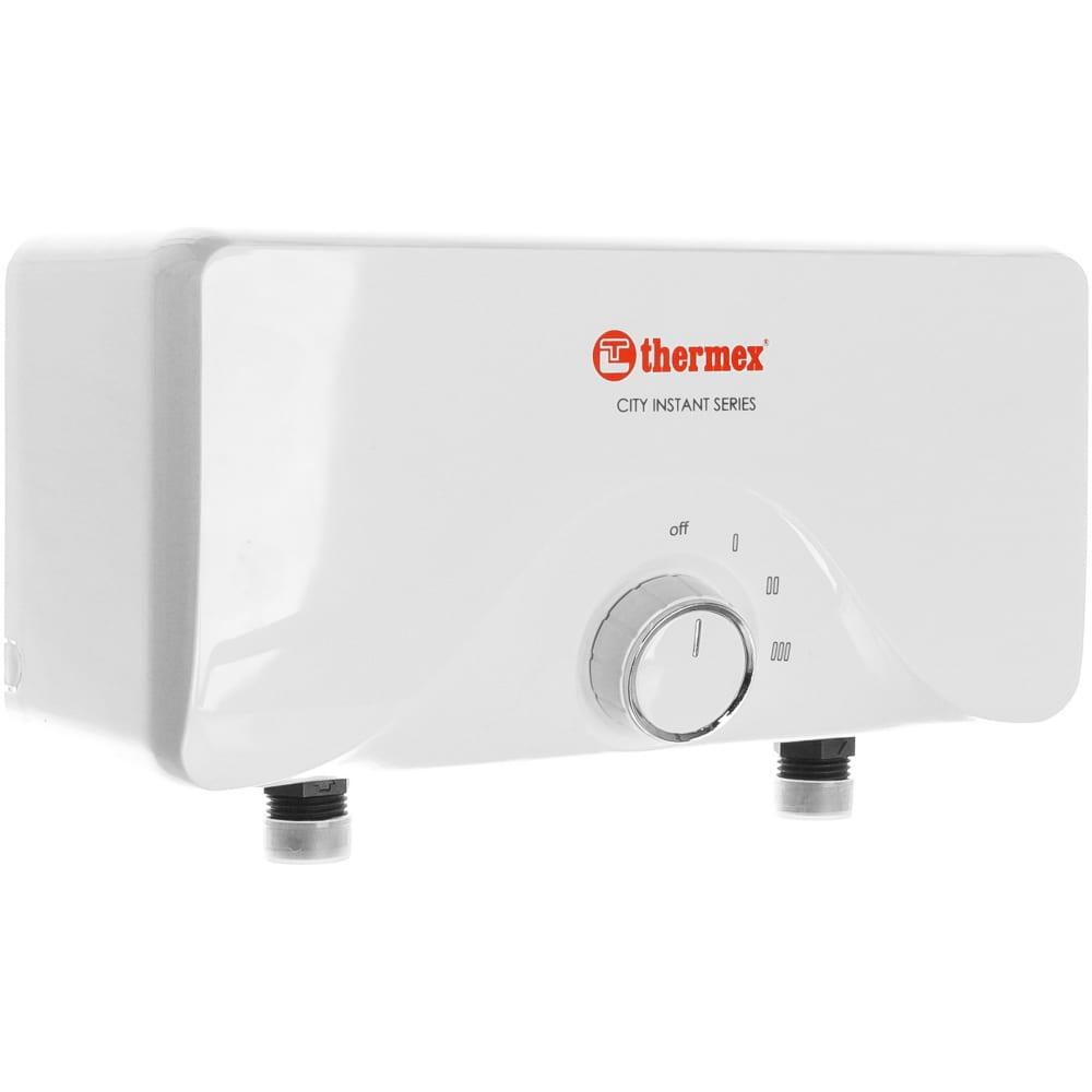 Проточный водонагреватель термекс city 6500 эдэ001674