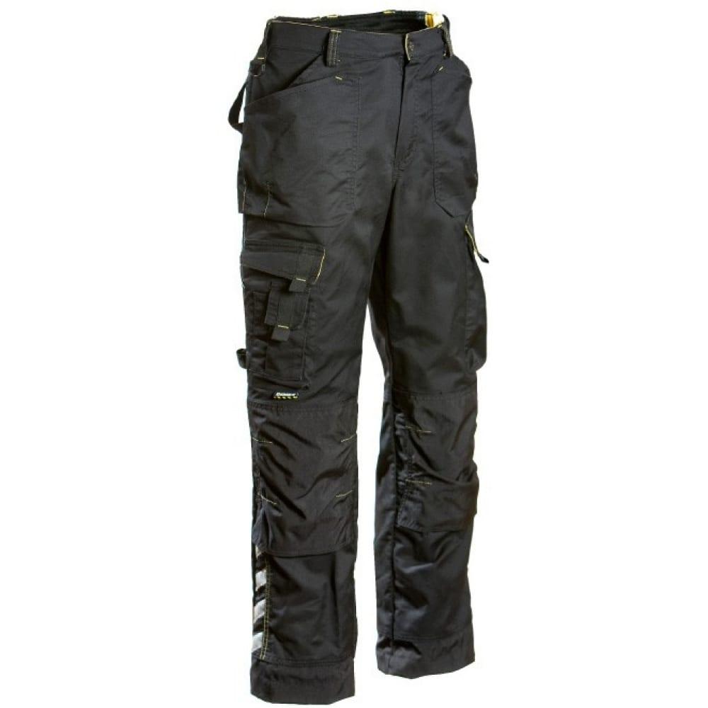 Брюки dimex 620-60Рабочие брюки<br>Тип: мужские брюки ;<br>Цвет: черный ;<br>Ткань: смесовая ;<br>Состав ткани: хлопок - 46%, полиэстер - 16%, эластомультиэстер - 38% ;<br>Плотность ткани: 240 г/кв.м;<br>Размер: 60 ;<br>Рост: 191-197 см;<br>Пропитка: водоотталкивающая ;<br>Световозвращающая полоса: есть ;<br>Тип застежки: молния ;<br>ГОСТ\ТУ: Декларация ТС ;<br>Единиц в упаковке: 1 шт.;<br>Вес модели: 1 кг;<br>Защитные свойства: защита от общих производственных загрязнений,  защита от истирания ;<br>Международный размер: 4XL (58-60) ;