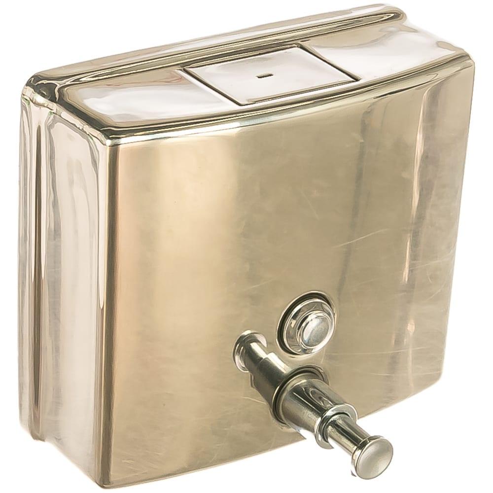 Купить Диспенсер для мыла nofer 1400 мл квадратный 03004.b