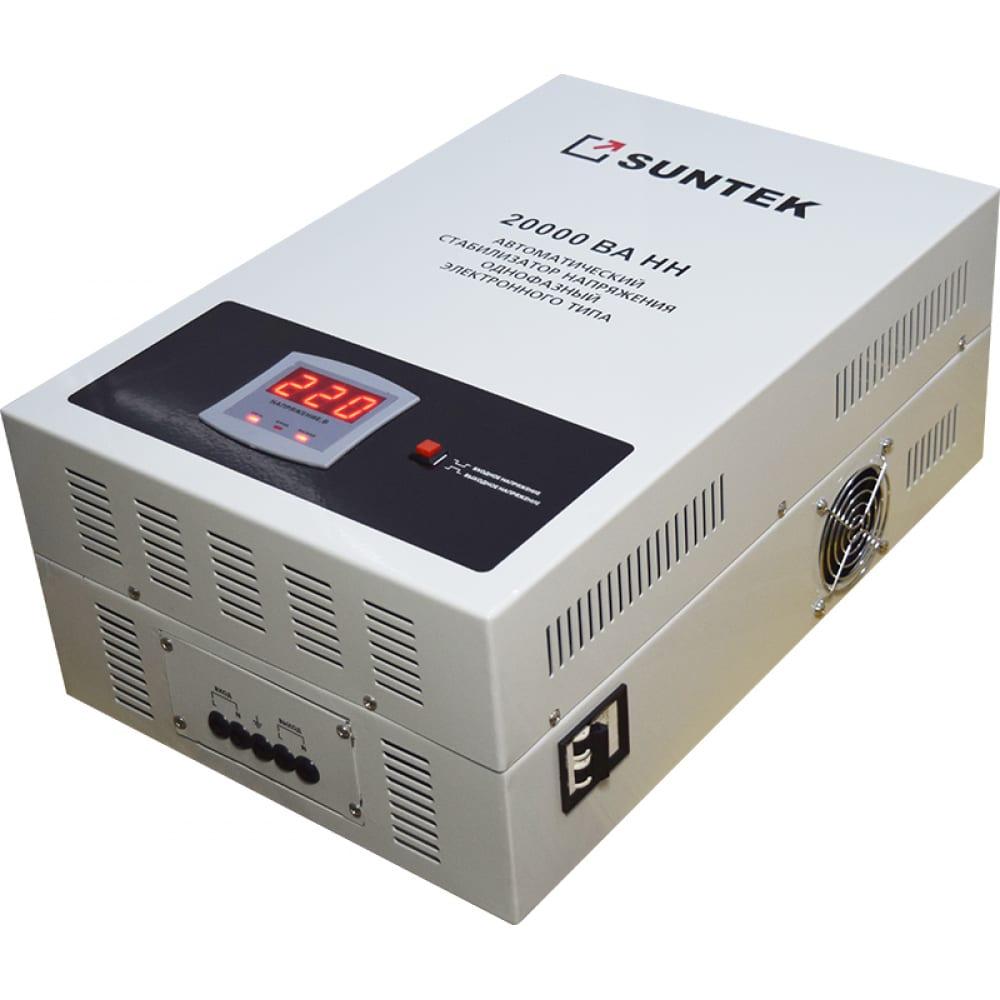 Релейный стабилизатор пониженного напряжения suntek sk1.4_rl20000nn