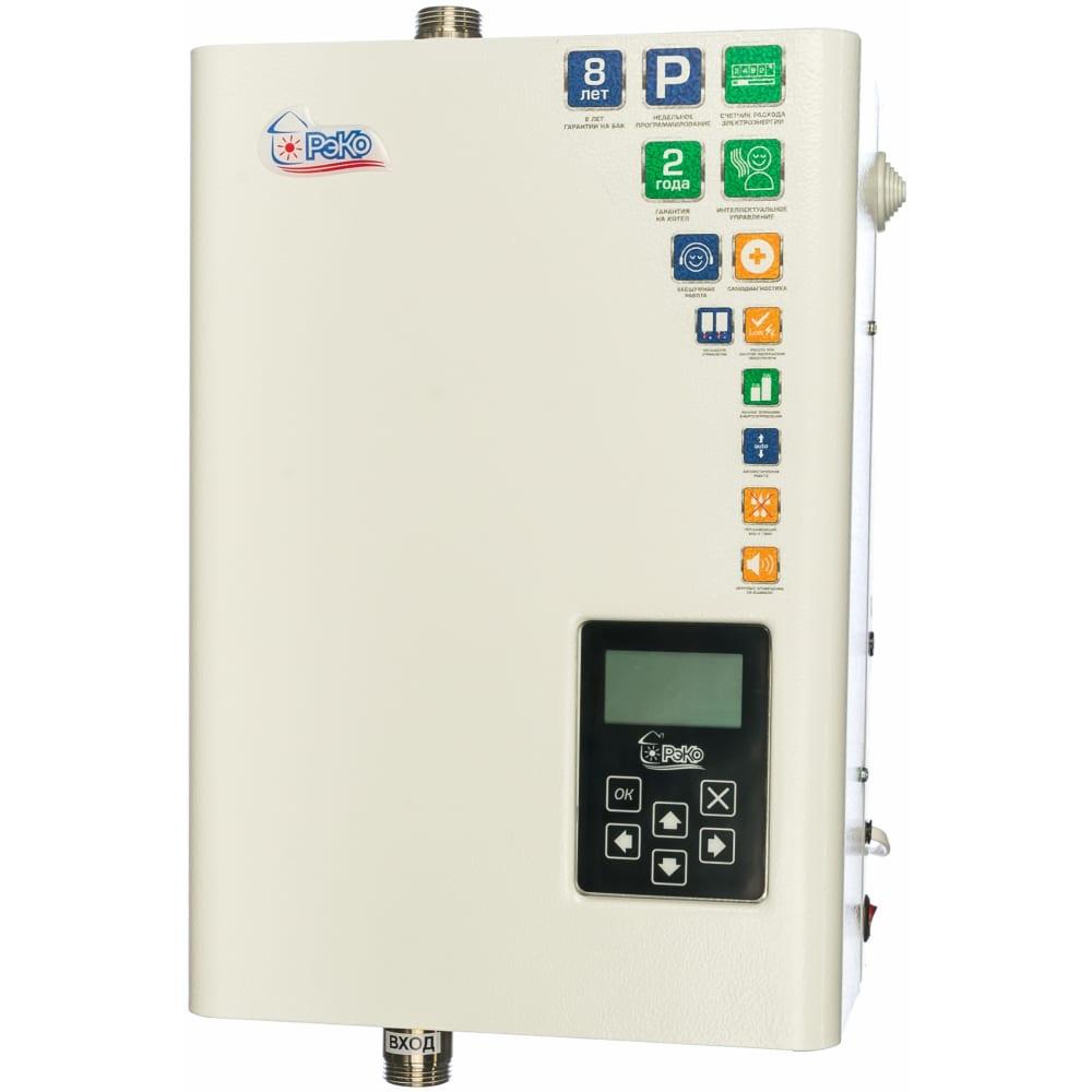 Купить Электрокотел руснит рэко- 6п, 6 квт 220/380в 46012600002