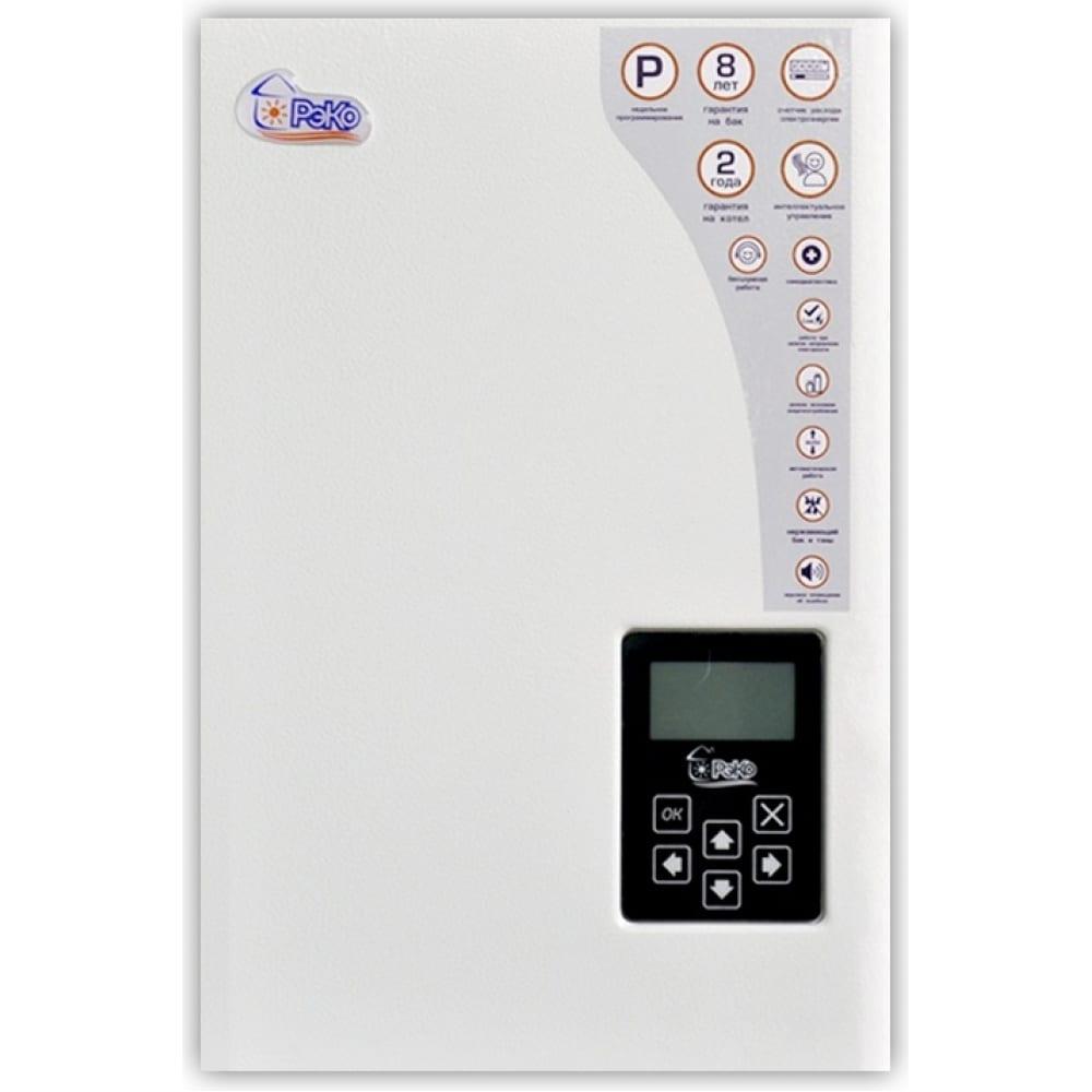 Купить Электрокотел руснит рэко- 8п, 8 квт 220/380в 46012800006