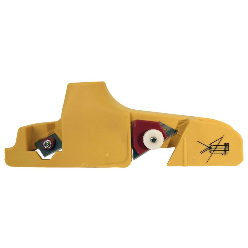Кромочный рубанок для гипсокартона энкор 51660