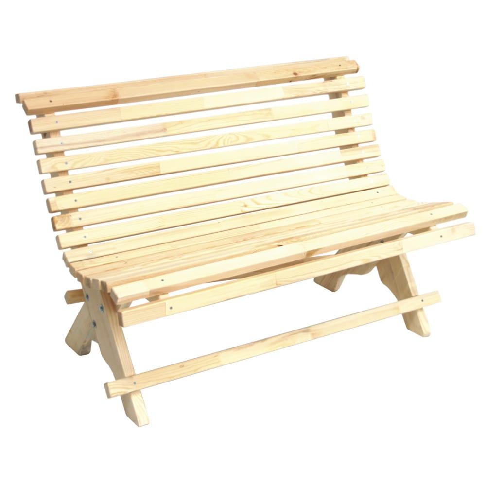 Садовая скамейка комплект-агро ka0677